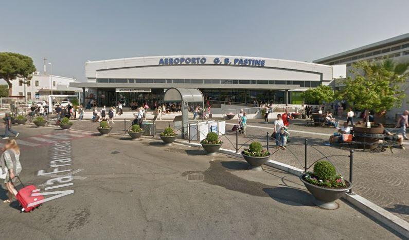 Аэропорты Рима: Рим-Чампино им. Джованни Пастине