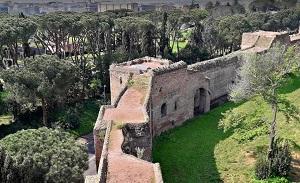 Бесплатные музеи в Риме - музей стены
