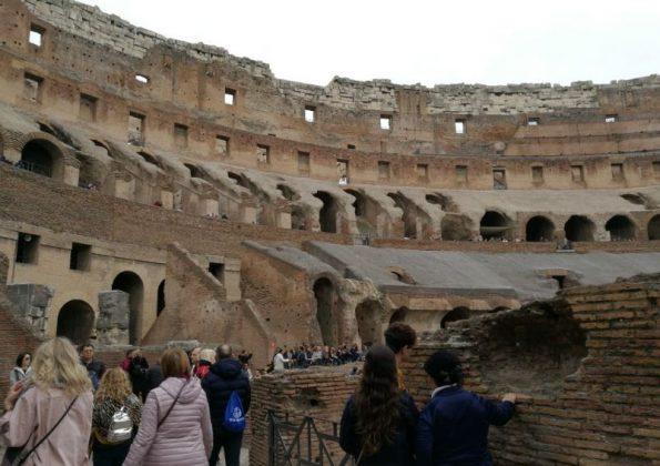 Одежда в Риме в декабре