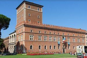 Палаццо Венеция - бесплатные музеи Рима