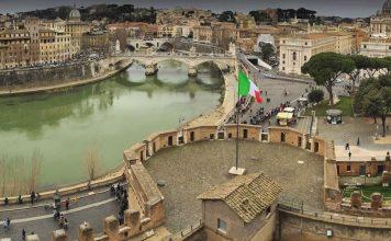 Все районы Рима