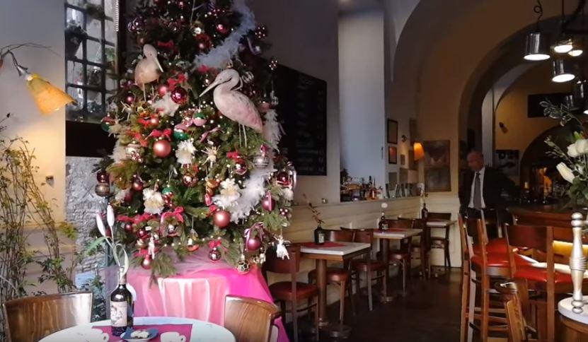 Рестораны в Риме в декабре