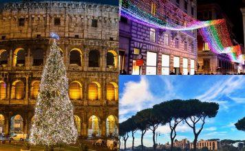 Рим в декабре - погода и отдых