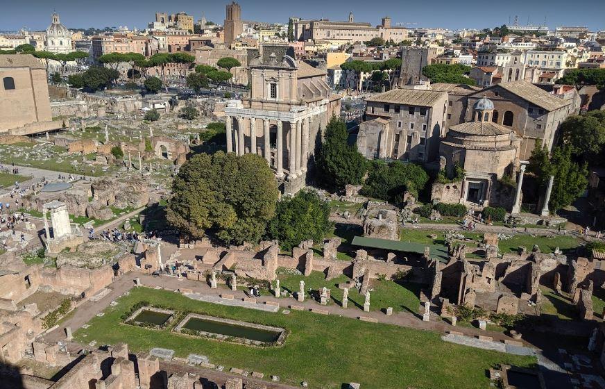 Бесплатные экскурсии по Древнему Риму