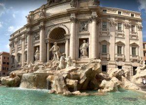 Фонтан Треви - в маршруте бесплатных туров в Риме