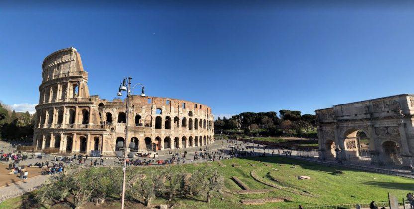 Фото Римского амфитеатра