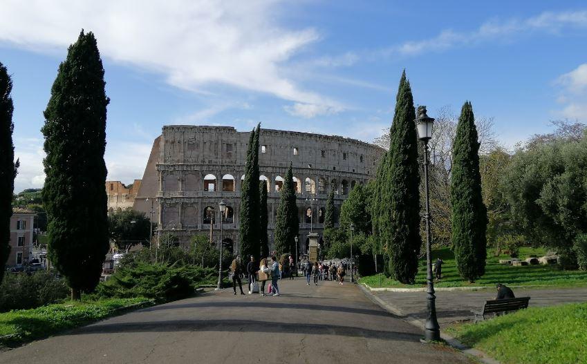 История Колизея