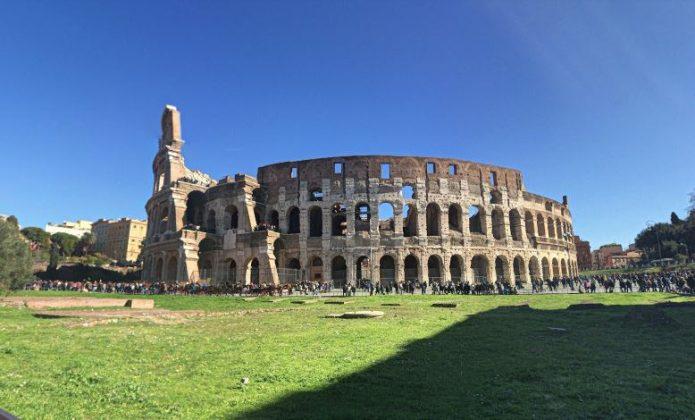 Красивые фото Колизея