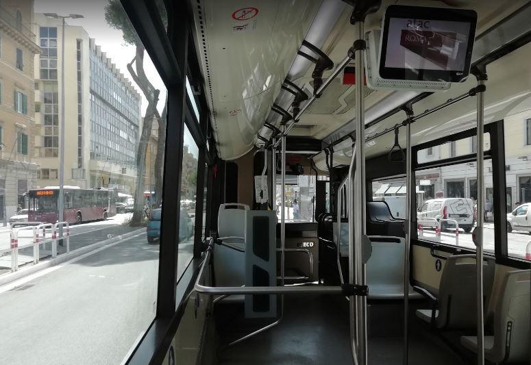 Общественный транспорт в Риме