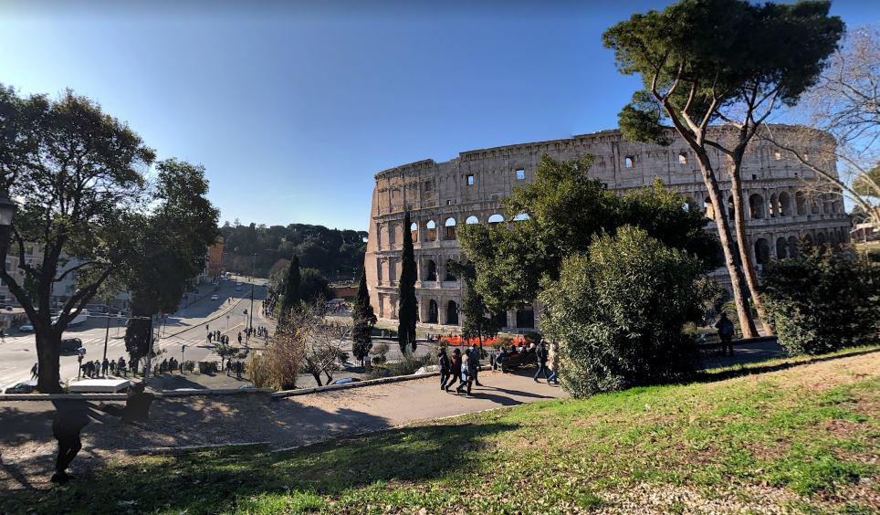 Пока стоит Колизей будет стоять Рим