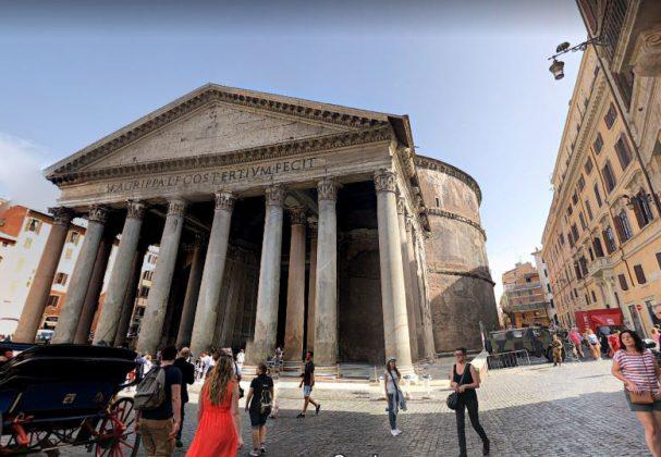 Церковь Св Марии в Риме
