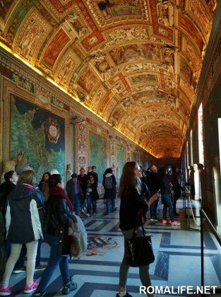Музеи Ватикана в феврале