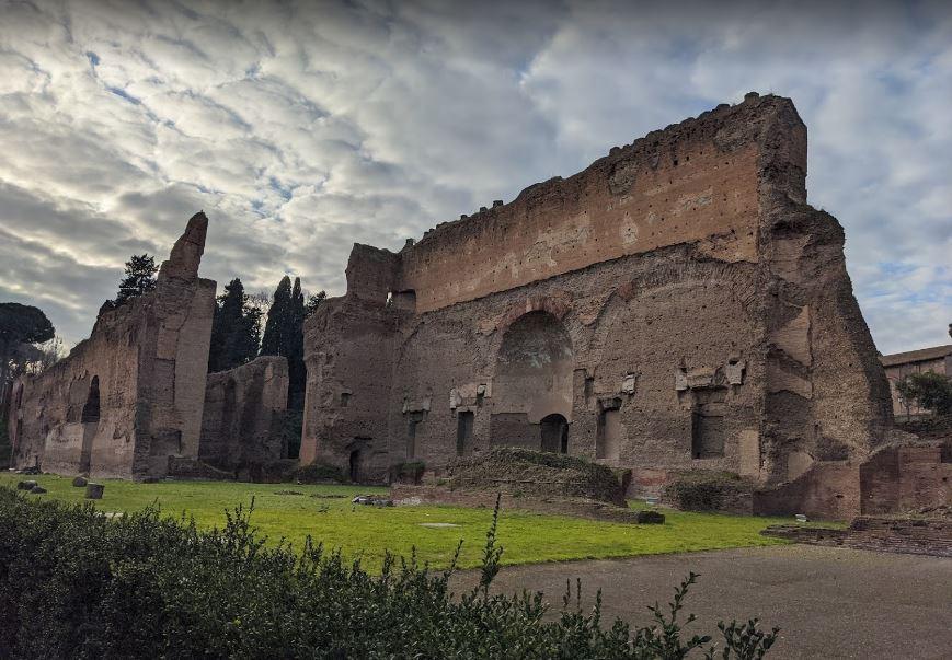 Бани Каракаллы в Риме