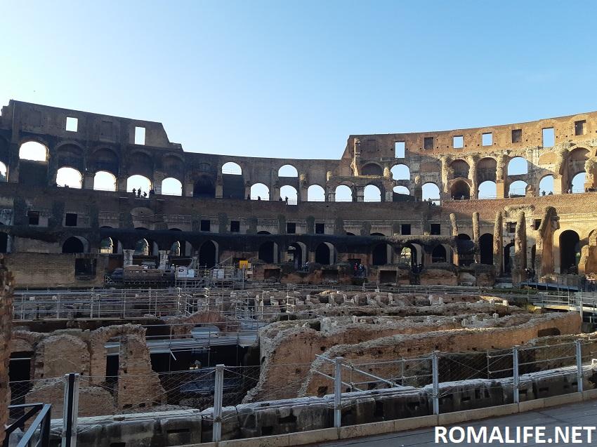 Колизей входит в Roma Pass