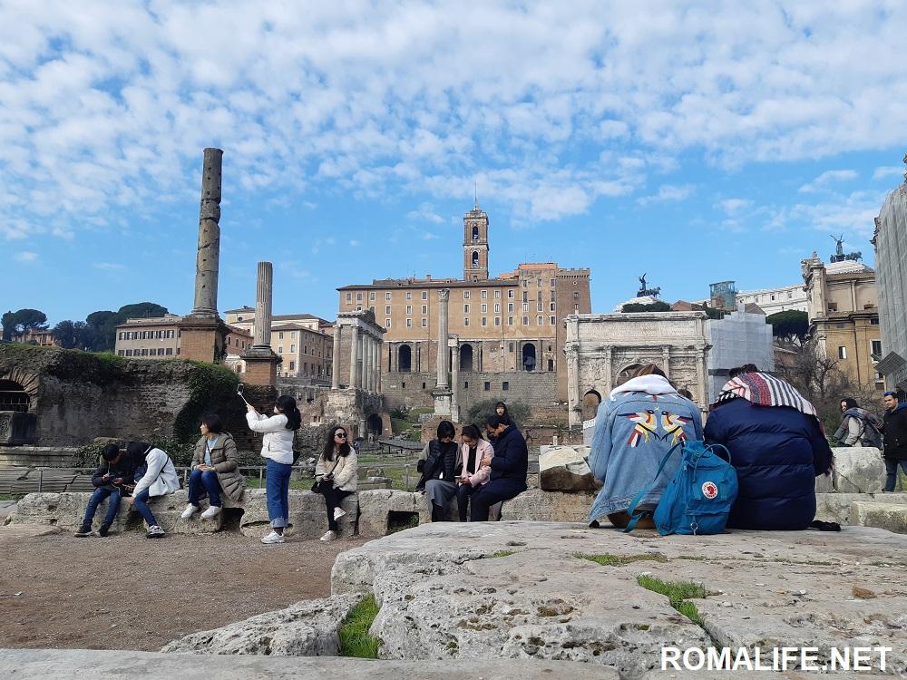 Экскурсии по Римскому форуму самостоятельно