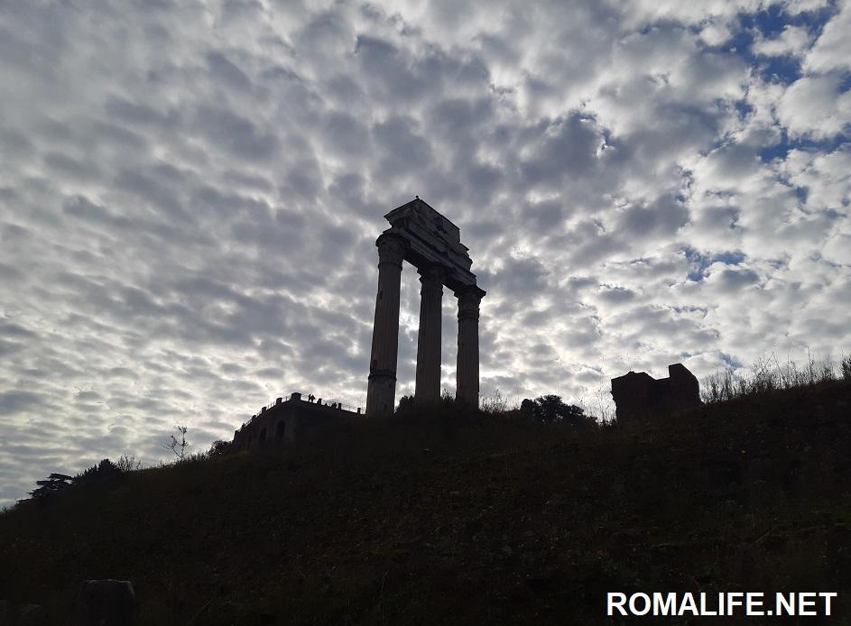 Форум в Риме красивое фото