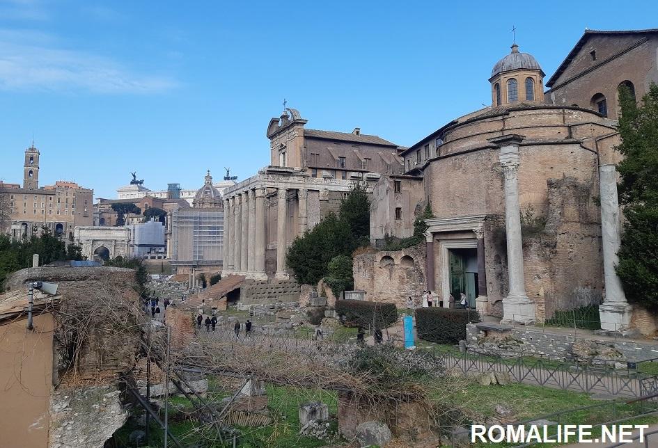 Храм Ромула