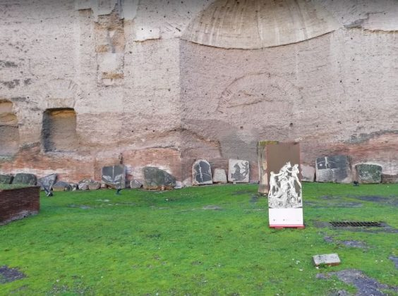 Каракаллы в Риме
