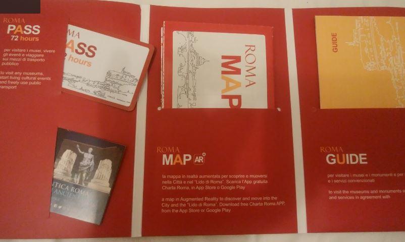 Музейная карта Рима Roma Pass 2020