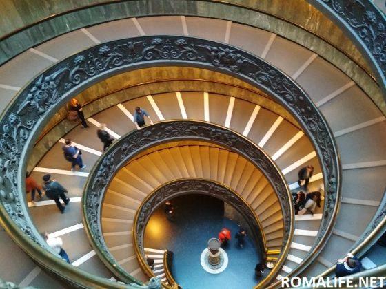 Лестница Момо (Лестница Браманте)