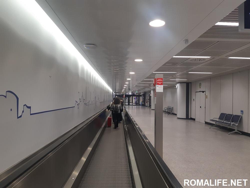 Аэропорт Рим-Фьюмичино