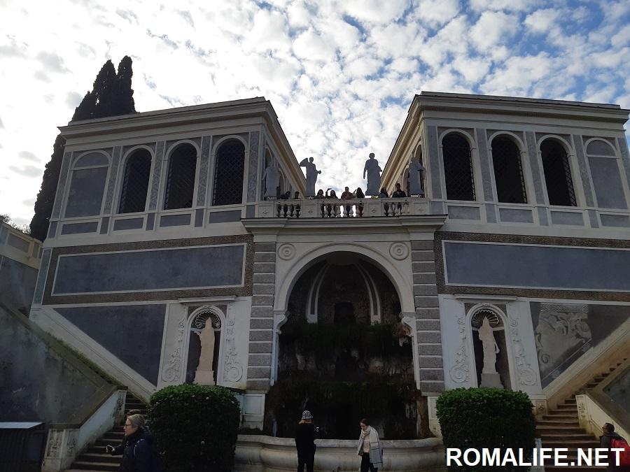 Дворцы на Палатинском холме