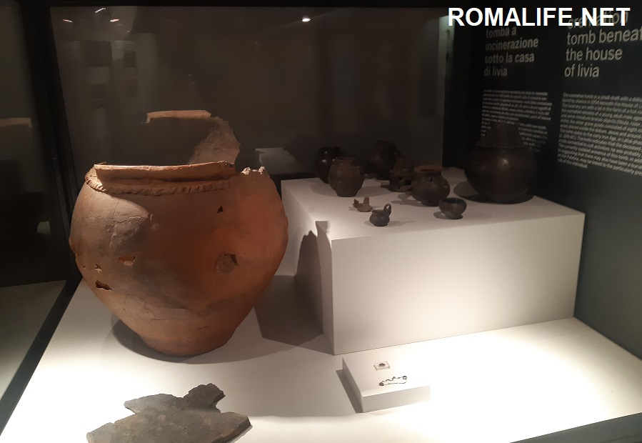 Музей Палатина внутри