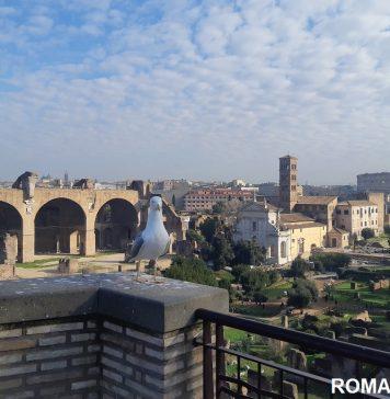 Палатин Рим