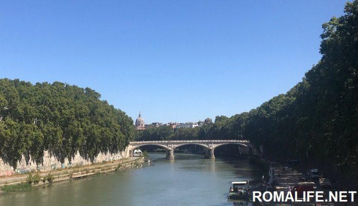 Рим в апреле погода