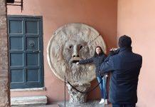 Уста Истины что посмотреть в Риме