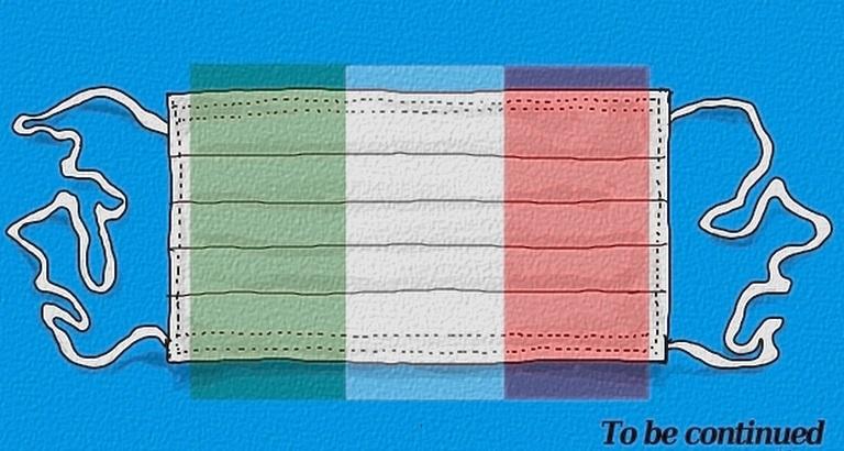 Италия закрылась на карантин
