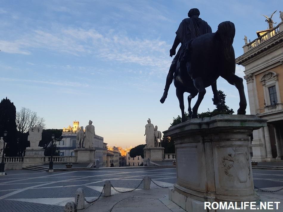 Капитолий Рим