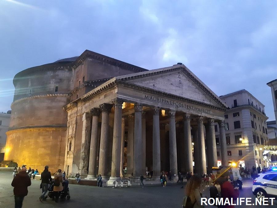Пантеон - что посмотреть в Риме самостоятельно