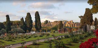 Рим в мае