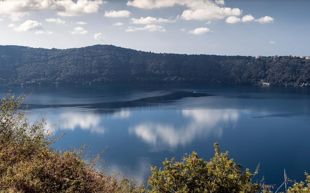 Озеро Альбано Рим