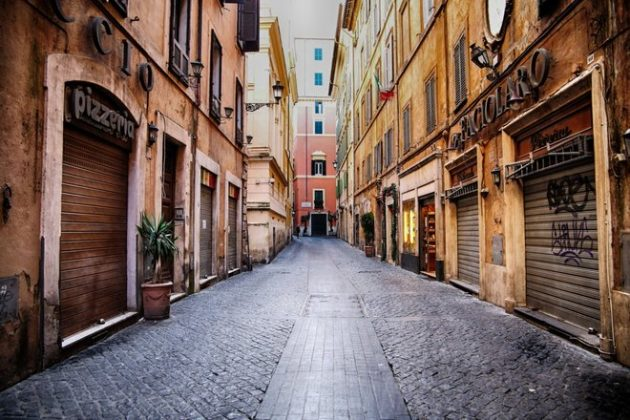 Ситуация в Риме