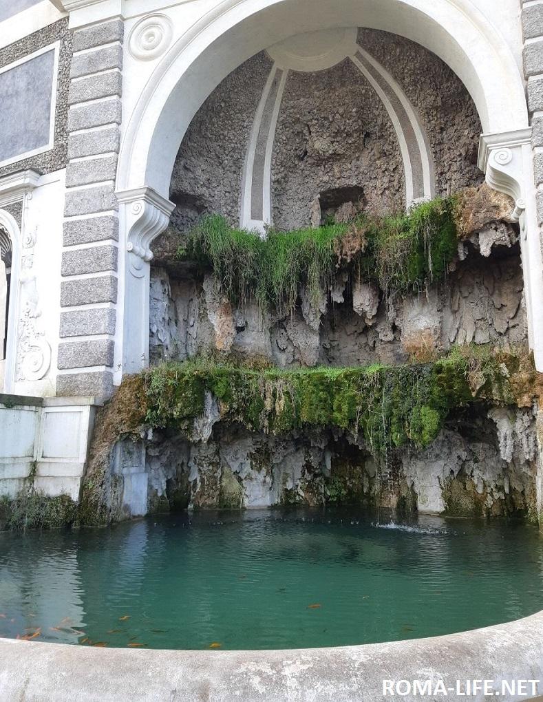 Температура воды в Риме в июле
