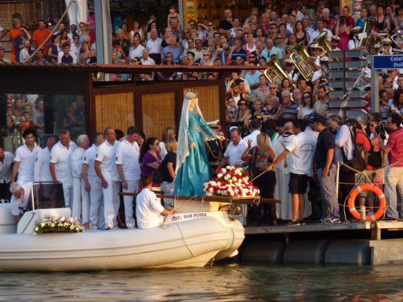 Праздник Ноантре в Риме в июле
