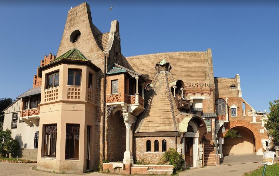 Совиный домик на Вилле Торлония