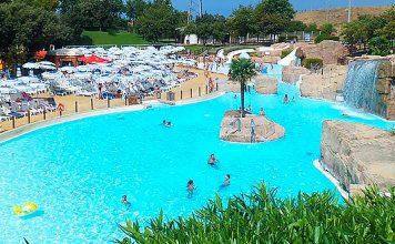 Аквафеликс - аквапарки Рима