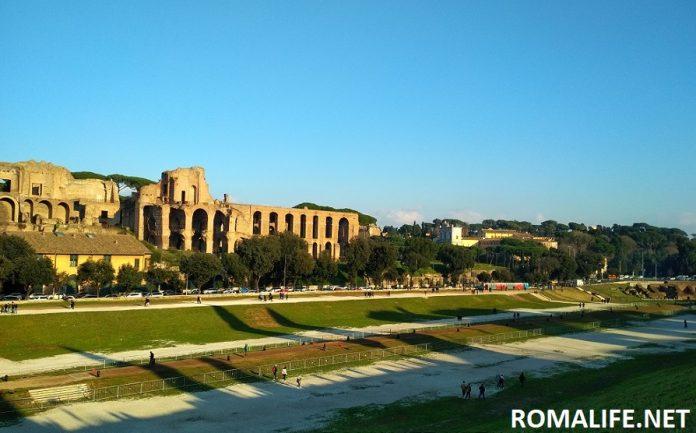 Большой цирк в Риме