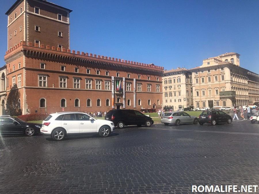 Дворец Венеции - Рим за 1 день