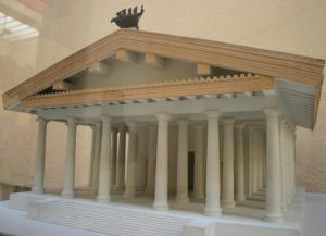 Храм Юпитера на Капитолийском холме