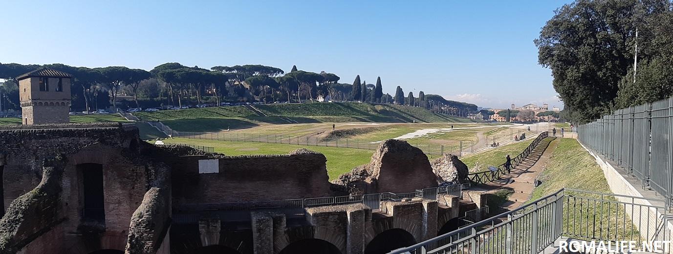 Ипподром в Древнем Риме