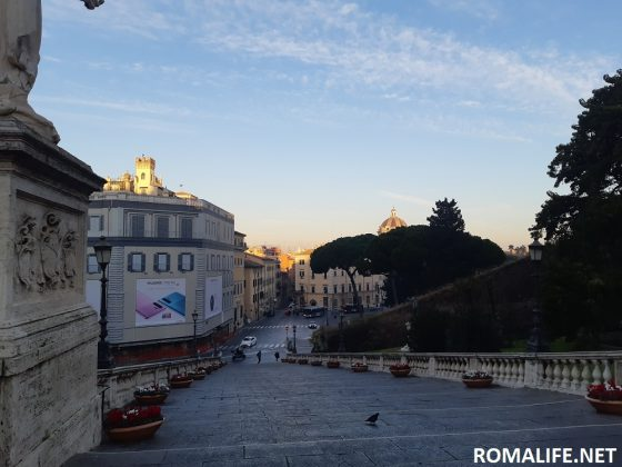 Холм Капитолий Рим