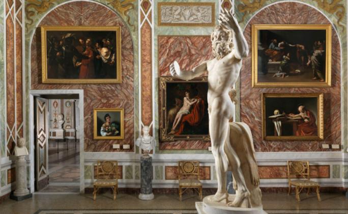 Картины музей Боргезе