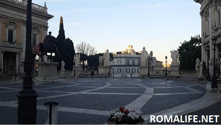 Площадь Капитолия
