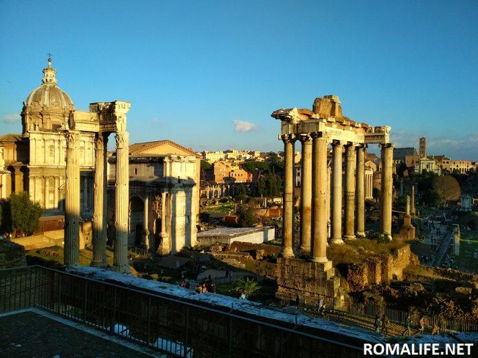 Римский форум видео