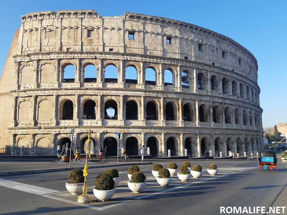 Рим за 1 день - Колизей