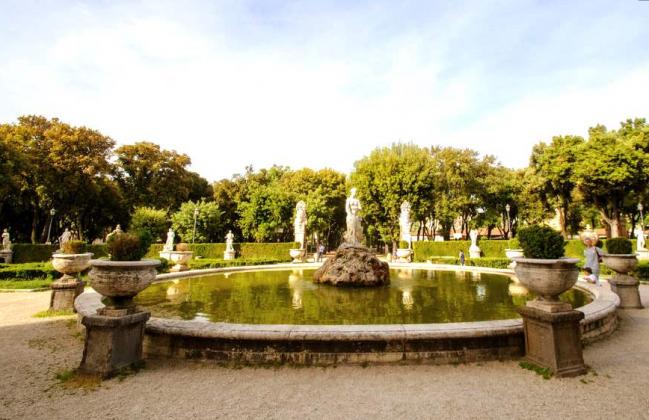 Сады Боргезе